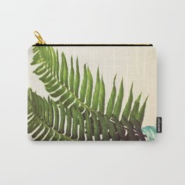 Ferns II Carry-All Pouch