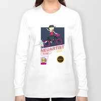nintendo Long Sleeve T-shirts featuring Nintendo Life by María Consuelo Ibáñez Lahsen