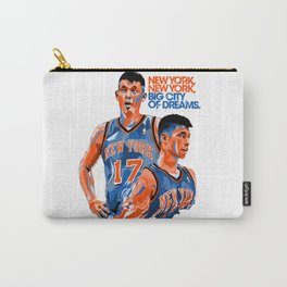 Jeremy Lin: New York, New York, Big City of Dreams. Carry-All Pouch