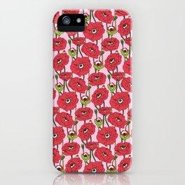 Poppieyes iPhone Case