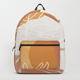 clay & sand Backpack