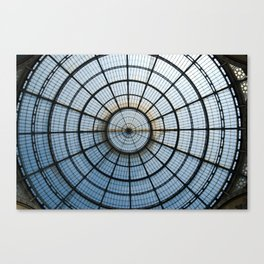 Crociera Canvas Print