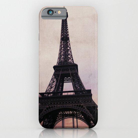 Vintage Paris iPhone & iPod Case