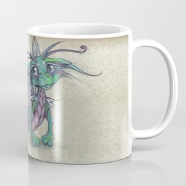 Dragonfly Dragon Coffee Mug