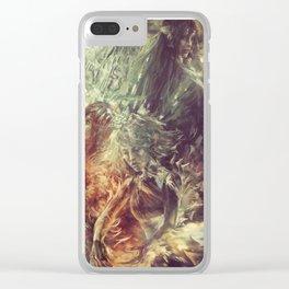 Reprise Clear iPhone Case