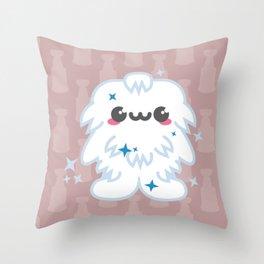 Yeti Nother Reason Throw Pillow