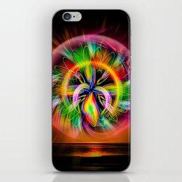 Fertile imagination 5 iPhone Skin
