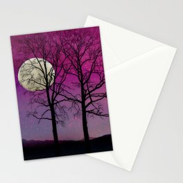 Harvest Moon Solitude II Stationery Cards