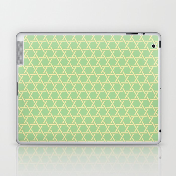 "tenugui""takekagome"" Laptop & iPad Skin"