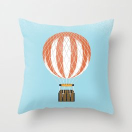Montgolfier Throw Pillow