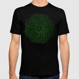 Fuck Cancer Mandala T-shirt