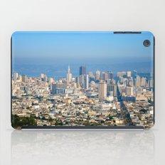 Twin Peaks, San Francisco iPad Case