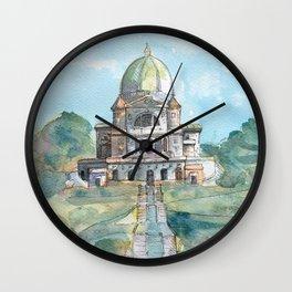 Saint Joseph's Oratory on Mount Royal Wall Clock