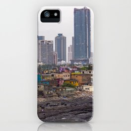 City of Contrasts iPhone Case