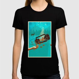 HEARTBROKEN LANTERN T-shirt