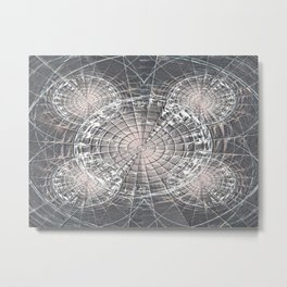 Anomaly Metal Print