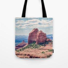 Sedona Red Rocks Tote Bag