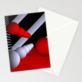 3D-geometry -11- Stationery Cards