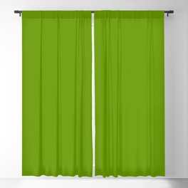 Give Light ~ Spring Green Blackout Curtain