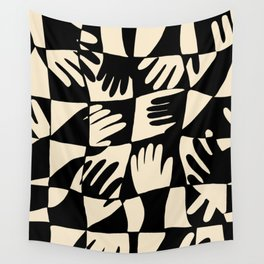 Hand Print Wall Tapestry