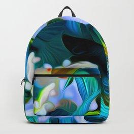 Languid Blue Comfort Backpack