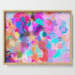 Candy Shop #painting Serving Tray
