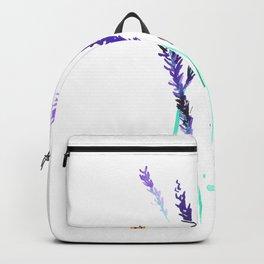 Lavender & Bees Backpack