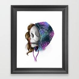 Chilled to the Bone Framed Art Print