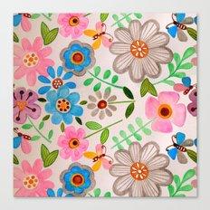 The Garden 2 Canvas Print