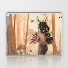 Nothing Dies Here Laptop & iPad Skin