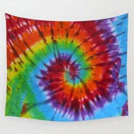 Tie Dye 004 Wall Tapestry