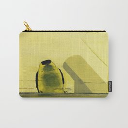 Yellow Finch Carry-All Pouch