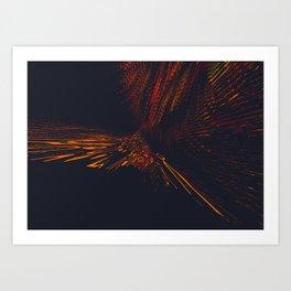 The Freedombird No.18 Art Print