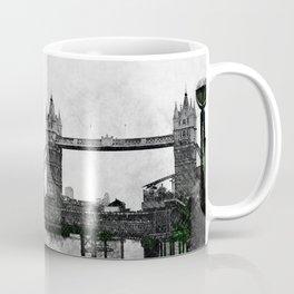 Life on the Thames - London, England Coffee Mug