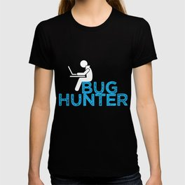 Programmer Bug Code Funny Hacker Developer Gift T-shirt