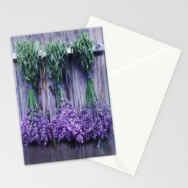 The Scent of Devotion Stationery Cards