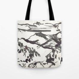 Atherton Tablelands Tote Bag