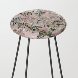 Wild Future pink Counter Stool