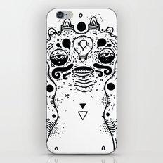 sadsak iPhone & iPod Skin