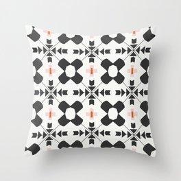 Zulu Tile Throw Pillow
