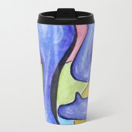 Art Doodle No. 11 Travel Mug
