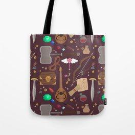Adventure ho! Tote Bag