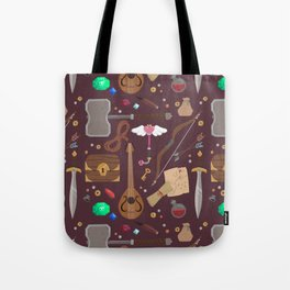 Adventure ho! Tote Bag
