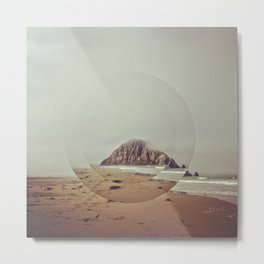 dynamic view Metal Print