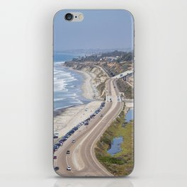 Pacific Coast Highway, California iPhone Skin