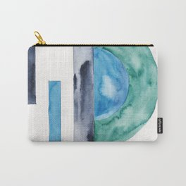 7  | Abstract Geometric | 191015 Carry-All Pouch