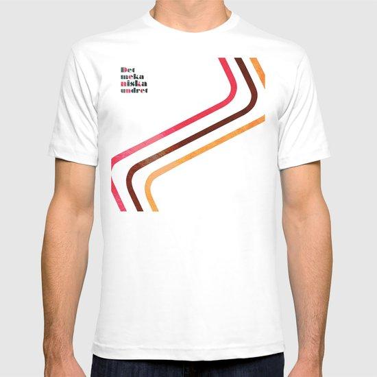 Centralen original artwork by Det mekaniska undret T-shirt