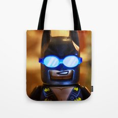 Beach Bat Tote Bag
