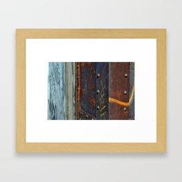 Industrial Study 2 Framed Art Print