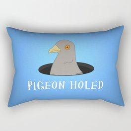 Pigeon Holed Rectangular Pillow
